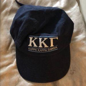Kappa Accessories - Kappa kappa gamma hat